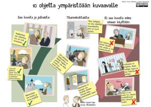 10 ohjetta ympäristöään kuvaavalle, Tarmo Toikkanen ja Sanna Vilmusenaho, CC BY